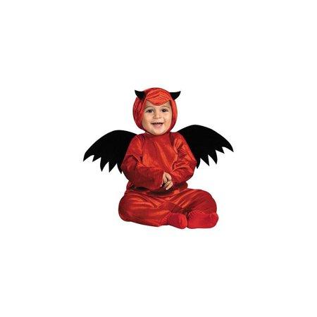 lil devil costume baby