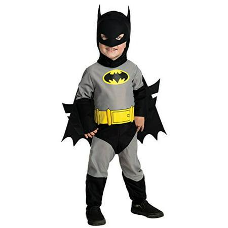 The Batman Costume for Infant (Rubie's Batman Costume)