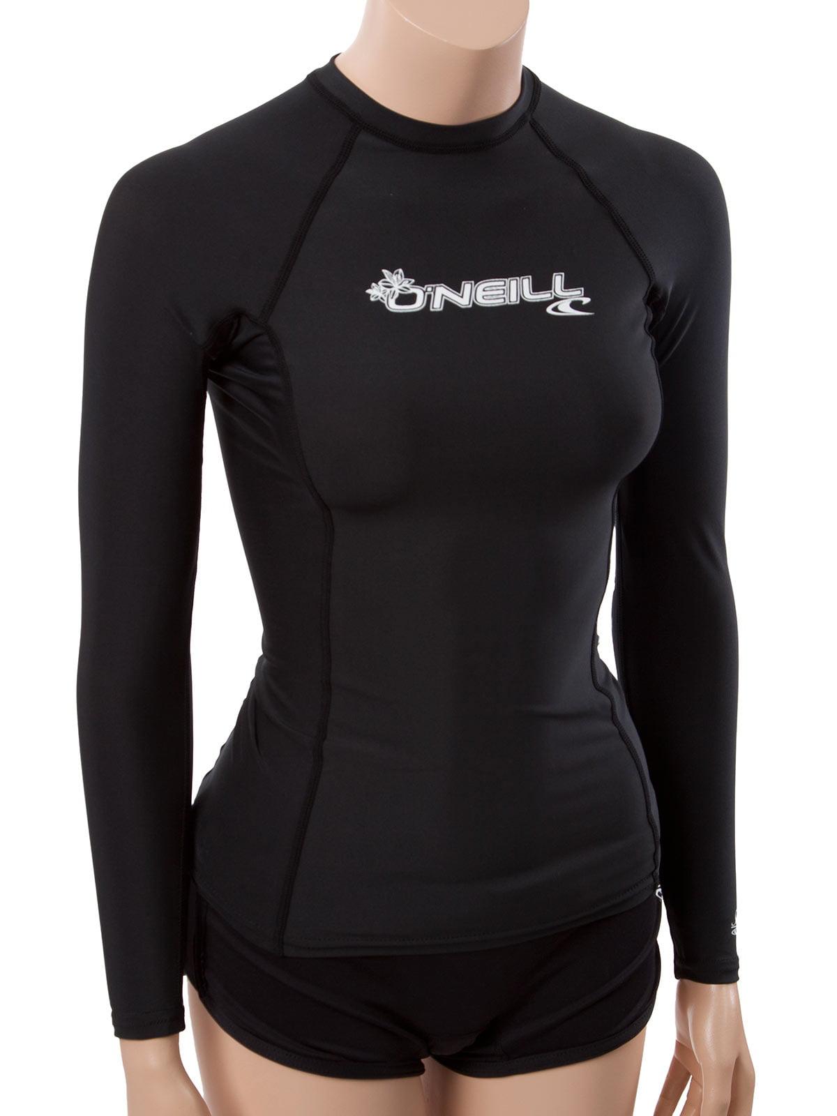 O'Neill women's basic skins long sleeve rashguard by O'Neill Wetsuits