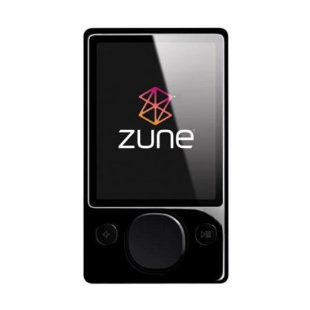 Refurbished Zune 120 GB Video MP3 Player -