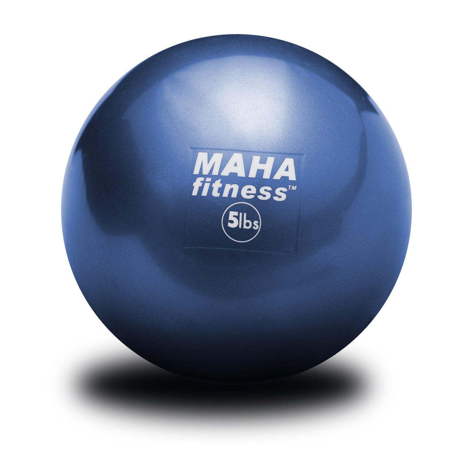 Maha Fitness Weighted Toning Ball