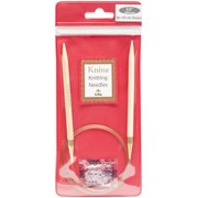 "Tulip Knina Knitting Needles, 32"", Size 10.5/6.5mm"