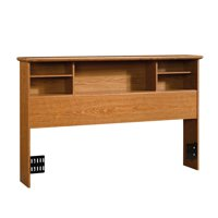 Sauder Orchard Hills Full/Queen Bookcase Headboard, Multiple Finishes
