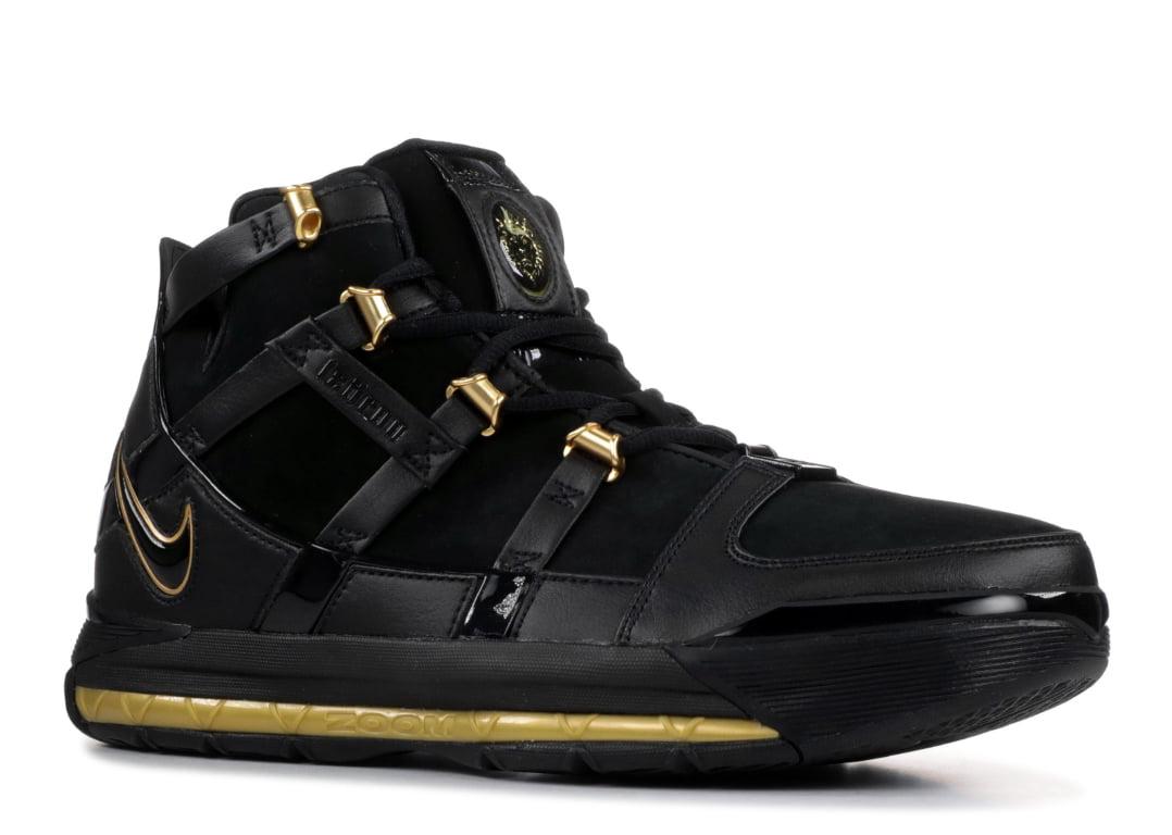 Nike - Men - Zoom Lebron 3 Qs - Ao2434
