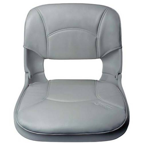 Tempress Profile Guide Series Boat  Seat, Grey/Charcoal