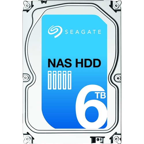 "Seagate 6 TB 3.5"" Internal Hard Drive ST6000VN0021"