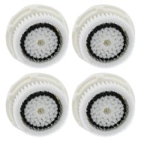 4-Pack Sensitive Skin Facial Cleansing Brush Heads (Compatible with Clarisonic Mia 2 Pro)