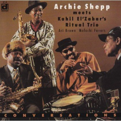 Full performer name: Archie Shepp Meets Kahil El'Zabar's Ritual Trio.<BR>Personnel: Archie Shepp (tenor saxophone, piano); Kahil El' Zabar (drums); Ari Brown (tenor saxophone, piano); Malachi Favors (bass).<BR>Recorded at Riverside Studio, Chicago, Illinois on January 23 & 24, 1999. Includes liner notes by Neil Tesser.