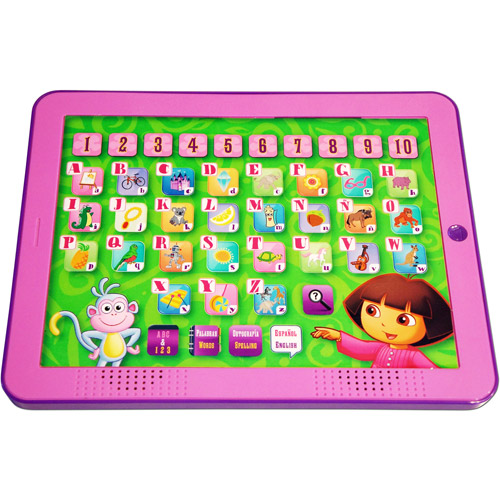 Ingenio Smart Play Dora the Explorer Explore and Play Pad