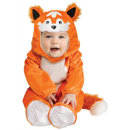 Baby Fox Baby Infant Costume - Infant Small (Mini Me Costume Baby)