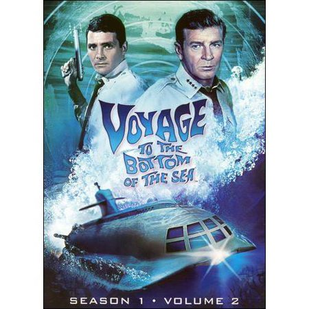 Voyage To The Bottom Of The Sea  Season One  Vol  2  Full Frame