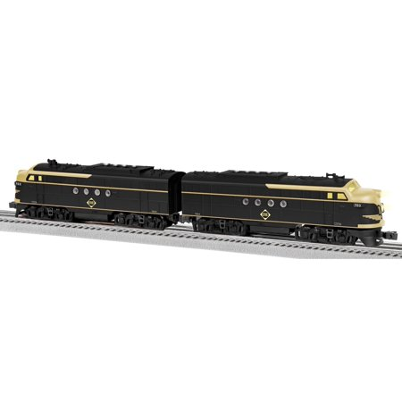 Lionel 6-82296 O Erie LionChief Plus FT AA Diesel Locomotive (Lionel Locomotive)