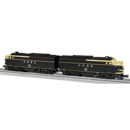 O Erie LionChief Plus FT AA Diesel Locomotive #703 - Lionel 6-82296