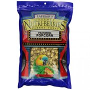 Lafeber Company Lafeber Gourmet Nutri-Berries with Popcorn - Parrot Treat 1 Pound