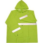 Fluorescent Green 35mm Rain Jacket