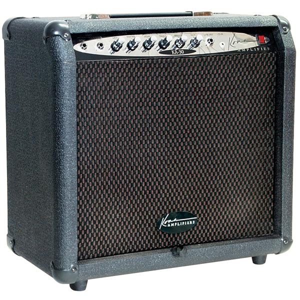 Kona Guitars KB30 30-Watt Bass//Keyboard Amp with 10-Inch Speaker