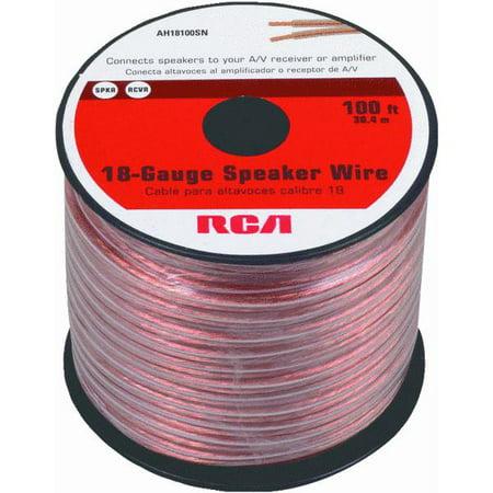 rca 18 gauge speaker wire. Black Bedroom Furniture Sets. Home Design Ideas