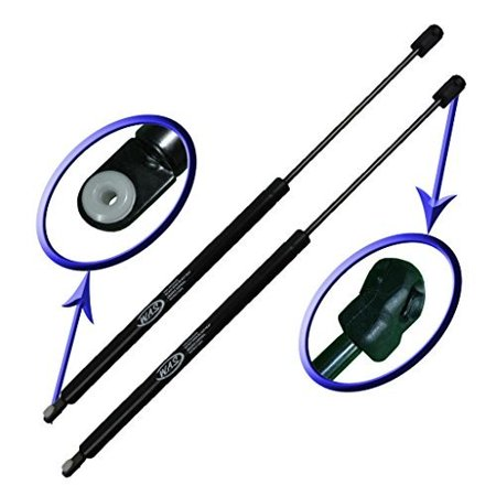Two Rear Glass Gas Charged Lift Supports For Back Window On Hatch 1996-2005 Ford Taurus Wagon, 1996-2005 Mercury Sable Wagon. Left or Right Side. WGS-141-2 Mercury Sable Station Wagon