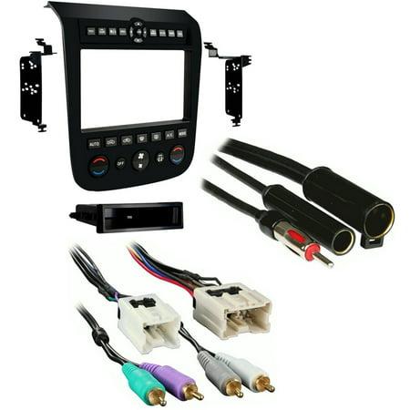 Metra 99-7612B Dash Kit + Antenna Adapter + Harness for 2003-2007 Nissan