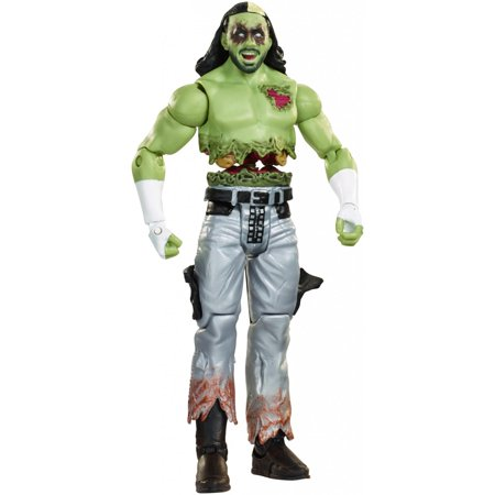 WWE Zombie Superstars Matt Hardy Action Figure with Unique Detailing - Wwe Zombies Halloween Bag