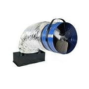 QuietCool CL 4700 Original Classic Whole House Fan Cooling Ventilation Exhaust