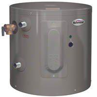 Richmond 6EP20 1 Electric Water Heater 2000 W 120 VAC 20 gal Tank