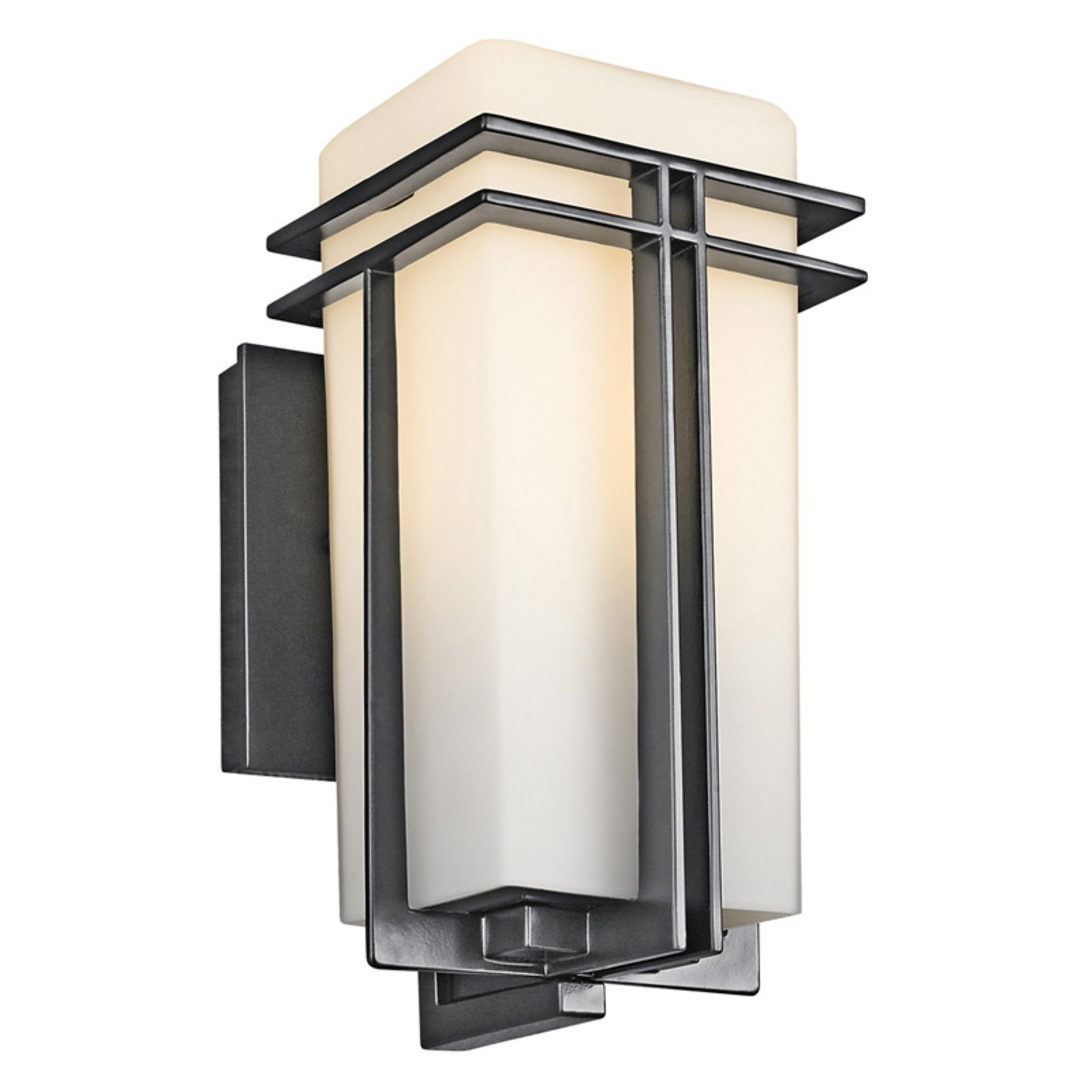 Kichler Tremillo 4920 Outdoor Wall Lantern - Black