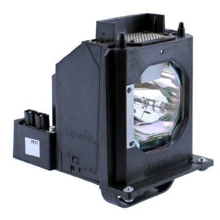 Philips Mitsubishi 915B403001 DLP Replacement Lamp with Housing ()