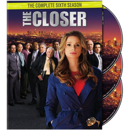 The Closer  The Complete Sixth Season