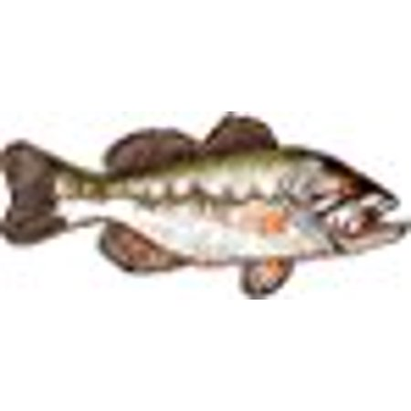 - Wrights Iron-On Appliques-Fish 1-1/4