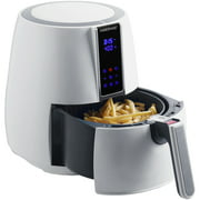 Farberware 3.2 Quart Digital Air Fryer, Oil-Less, White