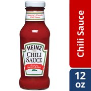 (3 Pack) Heinz Chili Sauce, 12 oz Bottle