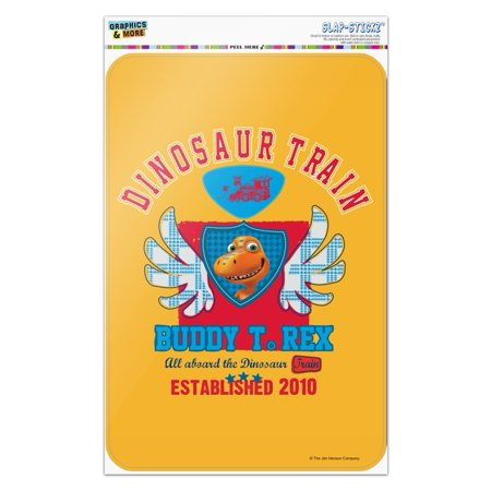 Dinosaur Train Established 2010 All Aboard! Home Business Office Sign ()