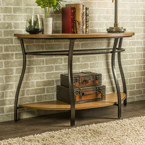 Wholesale Interiors Baxton Studio Newcastle Console Table