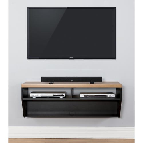 Martin Arced 48-inch Wall Mount TV Console