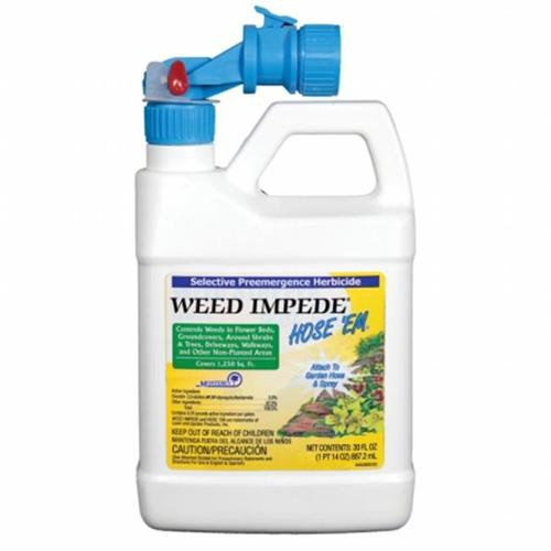 Lawn and Garden Products Inc MLGNLG5155 Monterey 30oz Weed Impede Hose EM RTS Surflan