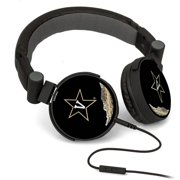 Vanderbilt Commodores DJ-Style Headphones