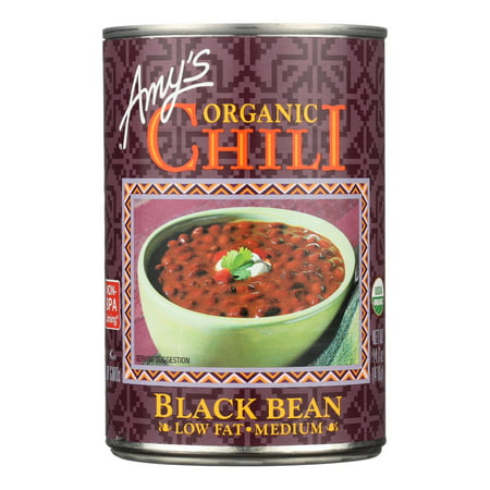 PACK OF 3-Amy's - Soup Black Bean - Case of 14.7 - 14.7 oz. 10 Bean Soup