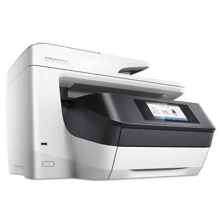 Hp M9l75a B1h Officejet Pro 8720 Inkjet Multifunction All In One Printer Copier Scanner Fax Machine  Replaces Officejet Pro 8620