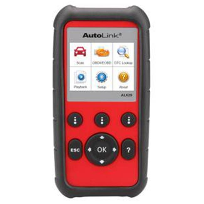 Autel AUAL629 ABS, SRS Engine & Transmission Scan Tool