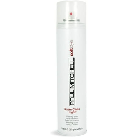 Paul Mitchell Super Clean Light Hair Spray, 10 oz (Pack of 2)