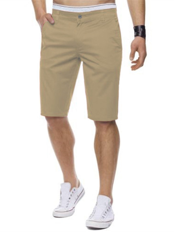 Men's Summer Casual Cargo Shorts