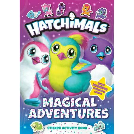 Magical Adventures : Sticker Activity - A Magical Halloween Adventure