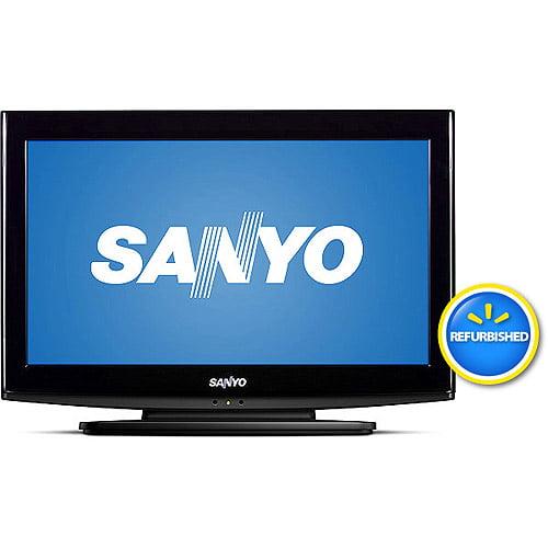 "SANYO DP26640 26"" Class LCD 720p 60Hz HDTV,Refurbished"