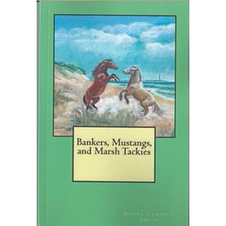 Bankers, Mustangs, and Marsh Tackies - eBook](Marsh Farm Halloween)