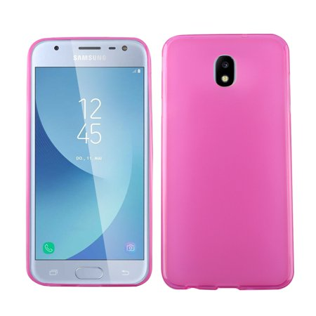 Generation Skin Cover - Samsung Galaxy J7 2018 case J7 Refine case J7 V 2nd generation case by Insten Frosted TPU Rubber Candy Skin Case Cover For Samsung Galaxy J7 (2018)/J7 Refine/J7 Star/J7 V 2nd Gen (2018)