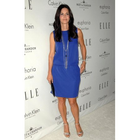 Courteney Cox At Arrivals For 15Th Annual Elle Women In Hollywood Event The Four Seasons Beverly Hills Los Angeles Ca October 06 2008 Photo By Dee CerconeEverett Collection Celebrity