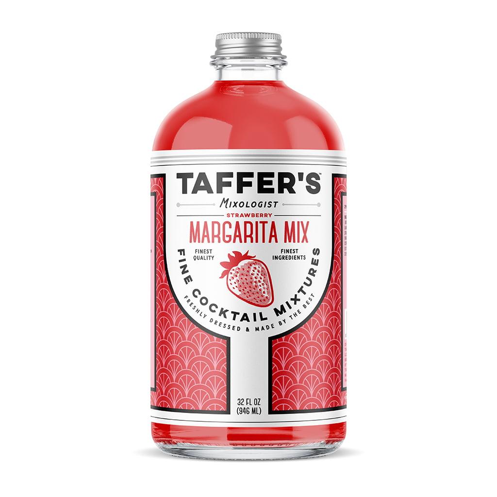 Taffer S Strawberry Margarita Mix 32oz Walmart Com Walmart Com