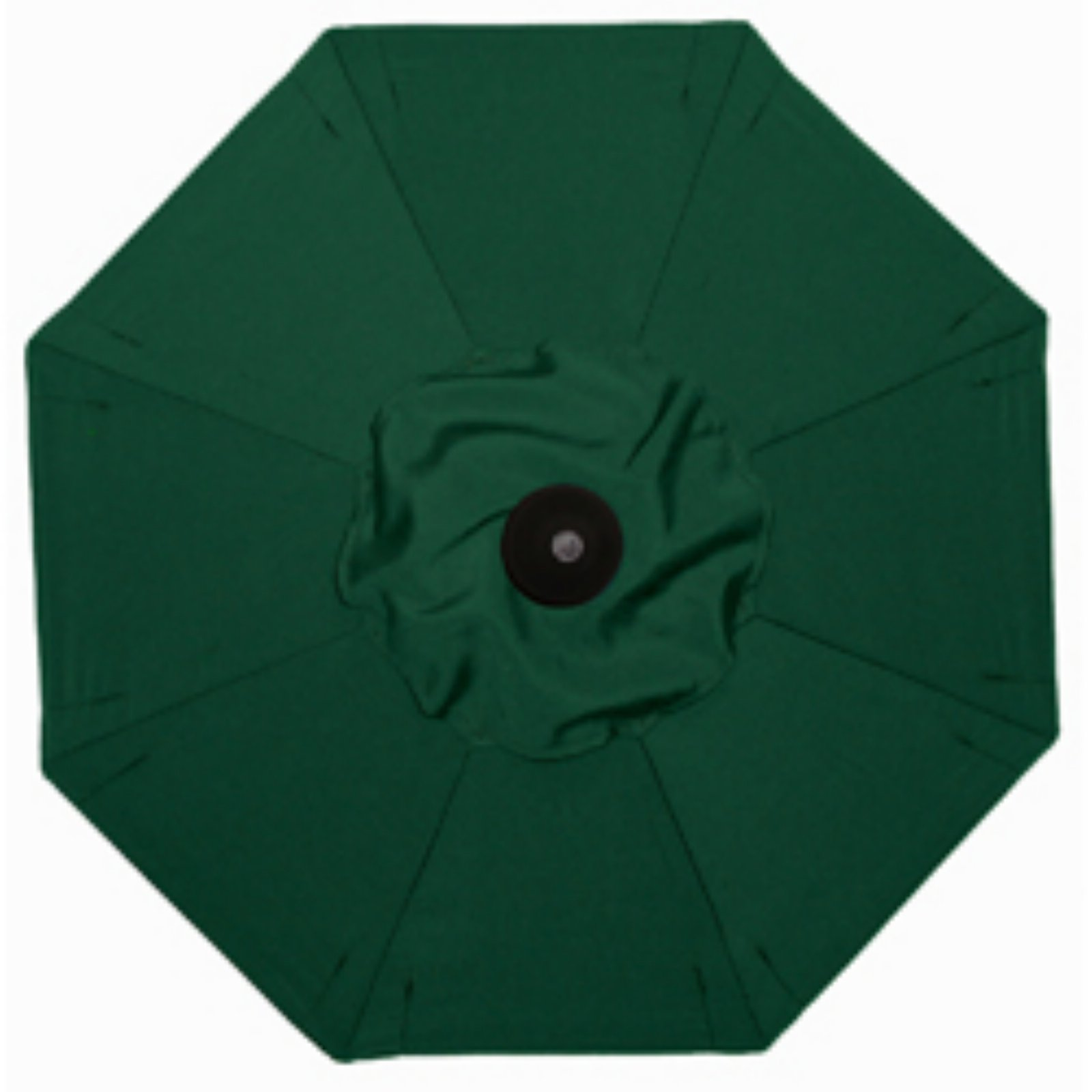 Galtech 6 ft. Wood Suncrylic Cafe Market Patio Umbrella