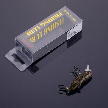 4g 5cm Grasshopper Insect Baits Fishing Lure Wobblers Crankbait Swimbait Lifelike Hard Plastic Bait Fishing Hook Fishing Tackle thumbnail